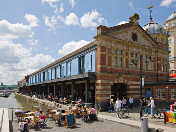 The Watershed, Bristol