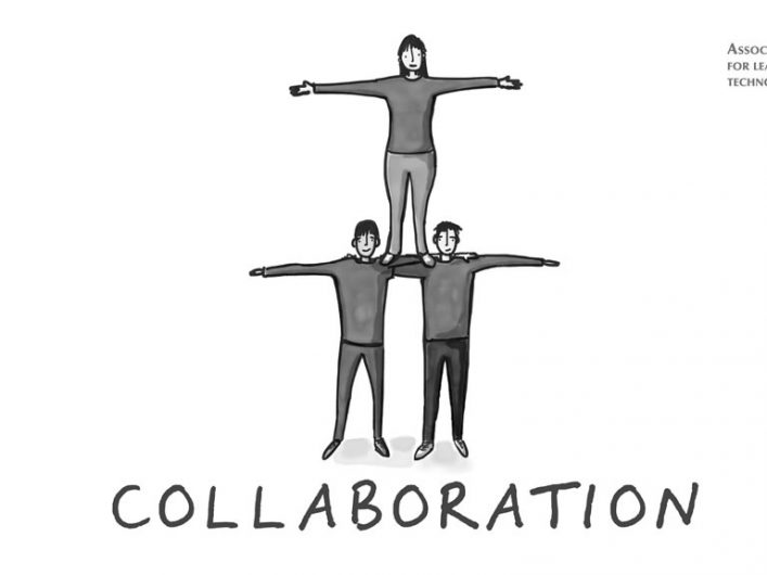 Image of ALT's value 'Collaboration'