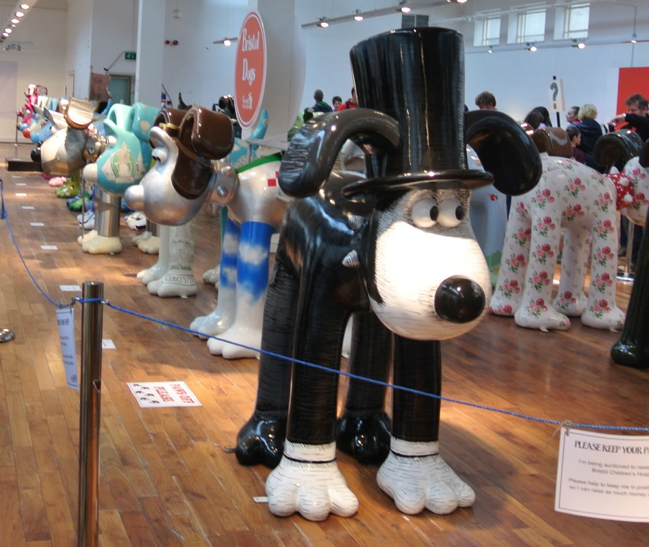 Photo - Isambard Gromit Brunel