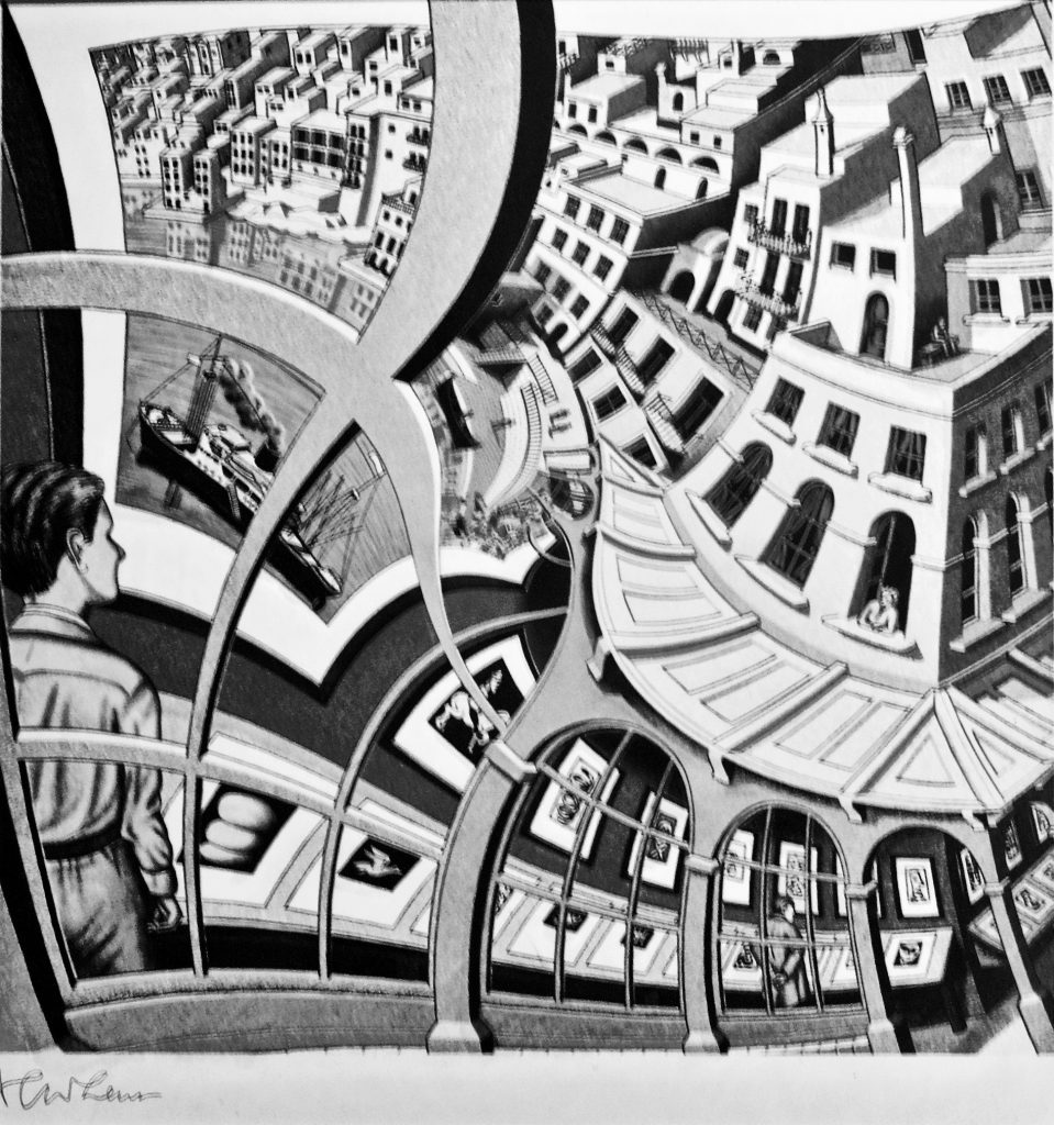 Print Gallery solved (2003) - H.W. Lenstra (1949)